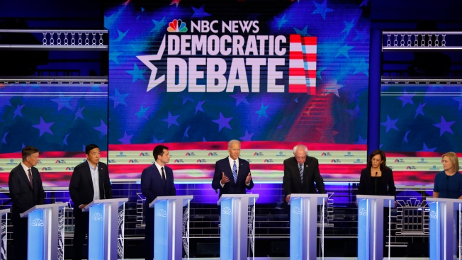 On Edge: 2020 Dems Face Prospect of Being Cut From Debates
