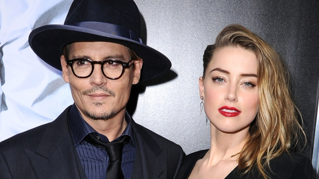 Amber Heard Opens Up About Engagement to Johnny Depp