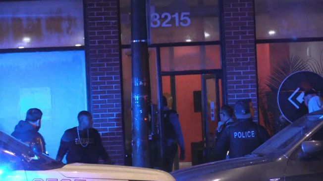 4 shot in drive-by shooting at birthday party on South Side