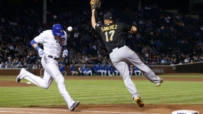 Pirates Send Cubs to Team-Record 50th Loss