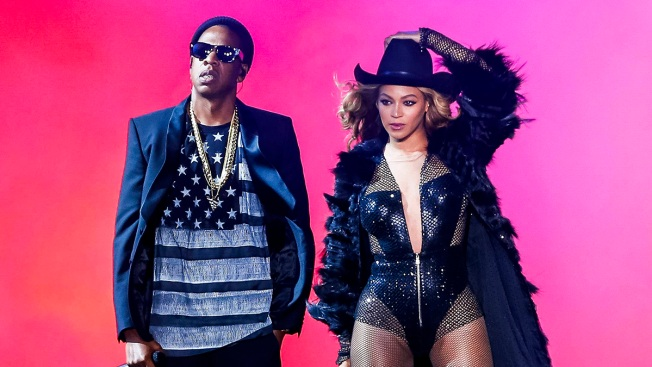 Jay-Z and Beyonce Dine at Chicago Cut Steakhouse