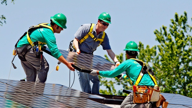 Some Go Solar for Savings, Not the Planet