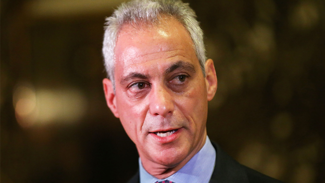 Report: Emanuel Flips Off Consultant Asking About 2020 Presidential Bid