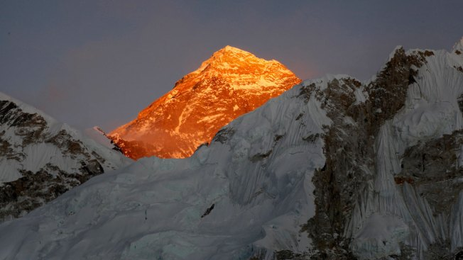 Australian climber dies while descending Mount Everest