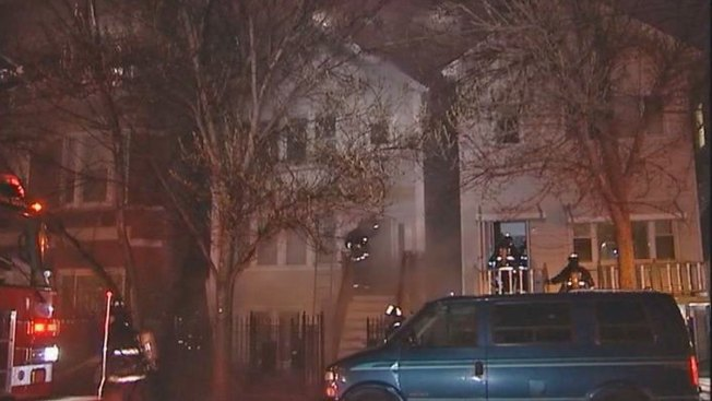 Man, 92, Killed in West Town Fire