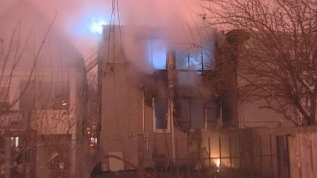 10 Displaced After Austin Neighborhood Fire