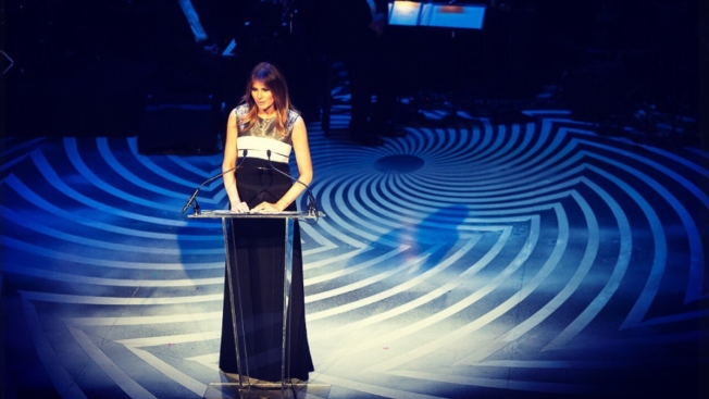 First Lady Attends Annual Ford's Theatre Gala in Washington