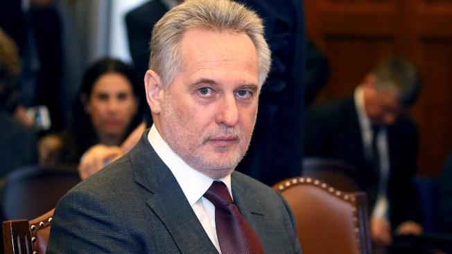 Ex-Manafort Associate Firtash Is Top-Tier Comrade of Russian Mobsters: DOJ