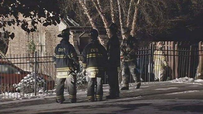 Woman Injured in Flossmoor House Fire