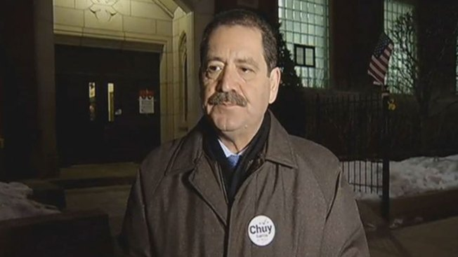 Garcia Banks on Latino Vote to Help Him Pull Ahead