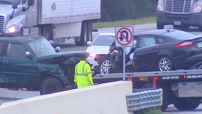 Ohio Man Killed in Indiana Tollway Crash