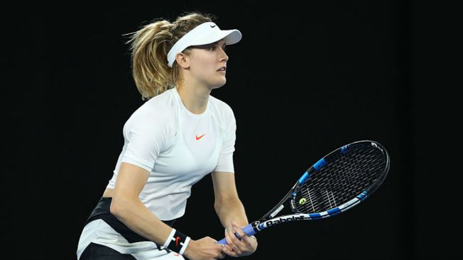 A Chicago Fan May Have Scored a Date With Genie Bouchard During the Super Bowl