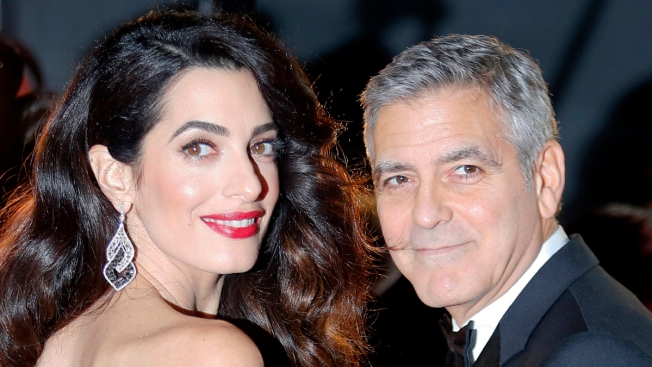 Clooney Foundation Will Open Schools for Syrian Refugees