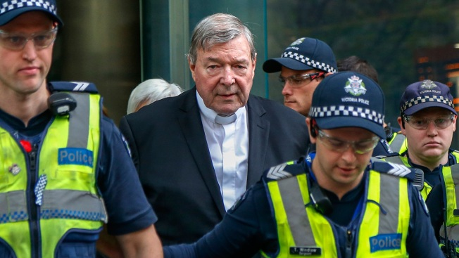 Australian Cardinal Pell, Most Senior Catholic Charged With Child Sex, Convicted of Molesting 2 Choirboys