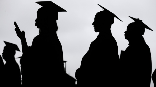 Many College Grads Feel Their Grip on Middle Class Loosening