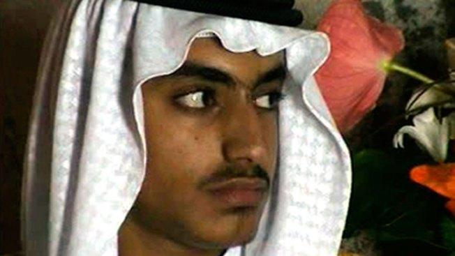 US Has Intel That Osama bin Laden's Son Hamza Is Dead, Officials Say