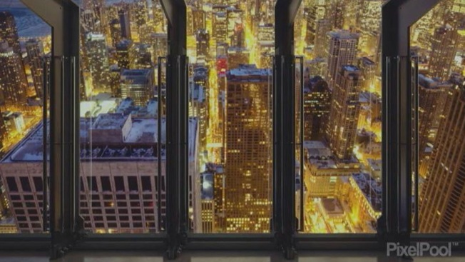 Chicago Skyline From Hancock Center Ranks Among Nation's Best Views