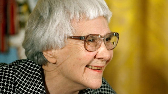 'Mockingbird' Author Harper Lee Buried in Alabama Hometown