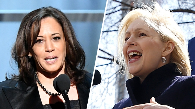 Harris, Gillibrand Offer Plans to Bolster Maternal Care