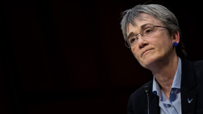 Air Force Secretary Heather Wilson Is Resigning