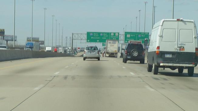 drivers report pavement problem on highway officials say no