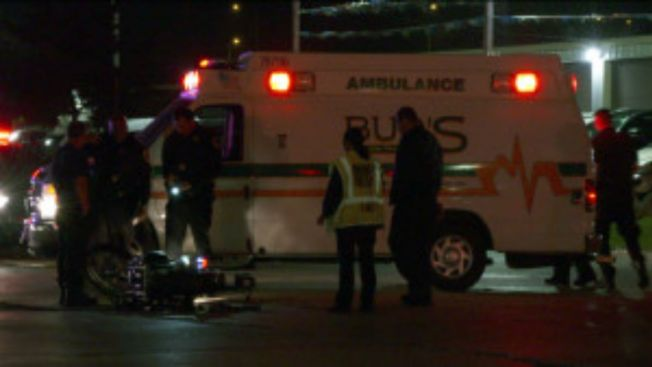2 Motorcyclists Injured in South Suburban Hit-and-Run Crash