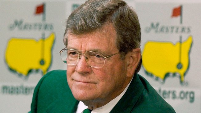 Hootie Johnson, Former Augusta National Golf Club Chairman, Dies