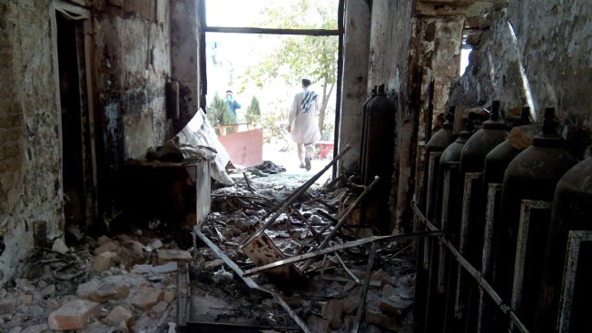 11 Dead After Airstrikes Hit Doctors Without Borders Hospital in Yemen