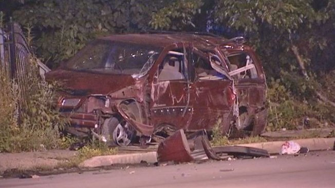 Infant Tossed From Vehicle in Humboldt Park Crash
