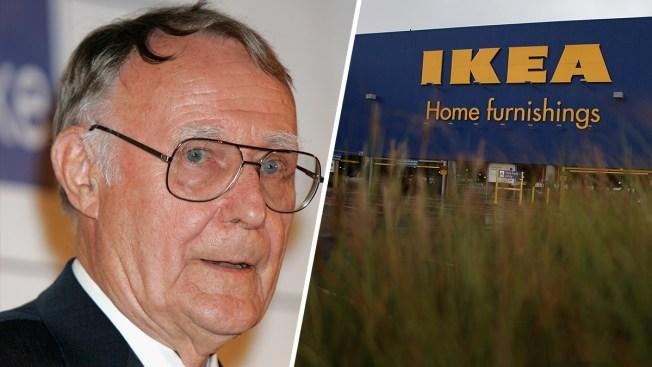 IKEA Founder Ingvar Kamprad Dies at 91