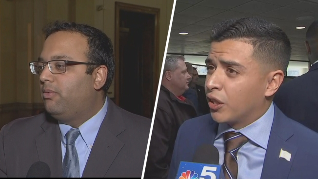2 New State Legislators With a Lot in Common Get Started in Springfield