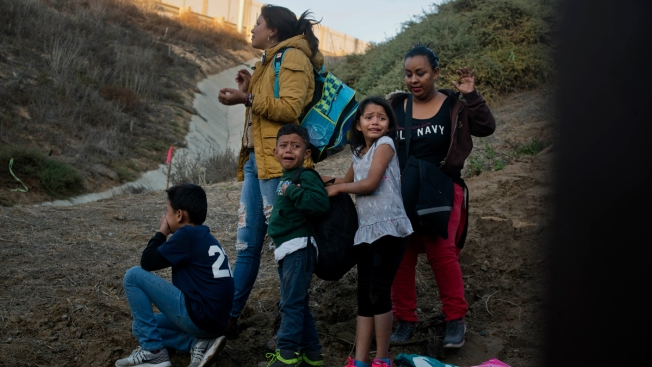 'Zero-Tolerance' Immigration Policy Hits Snag in California