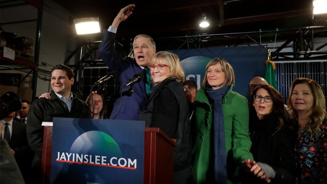Washington Gov. Inslee Focuses on Climate Change in 2020 Bid