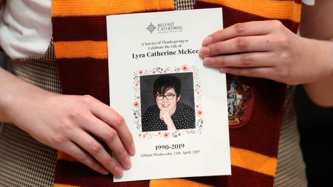 UK and Irish Leaders Attend Funeral of Journalist Lyra McKee
