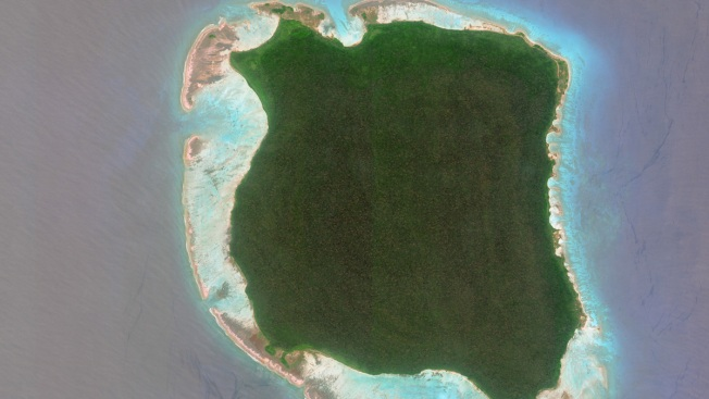Indian Police Map Area of Island Where US Man Was Killed