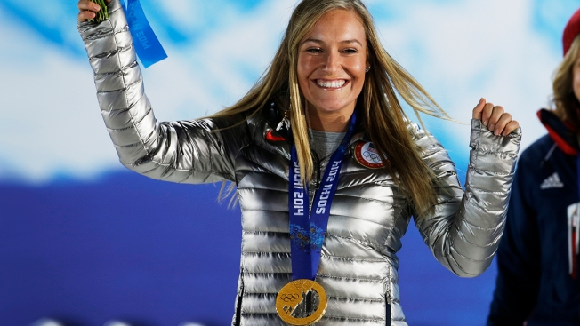 """Jamie Anderson Shares """"Precious"""" Letter From Super Cute Fan"""