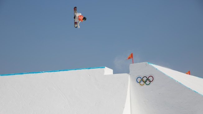 Women's Snowboard Slopestyle Qualifier Canceled Due to Wind Conditions