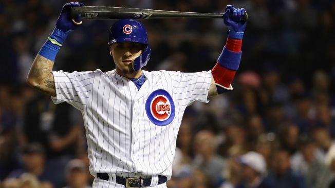 Javier Báez Dealing With Hairline Fracture in Thumb, Team Says