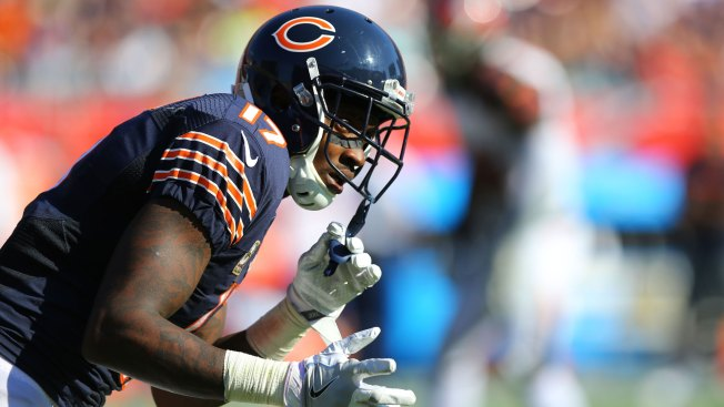 Alshon Jeffery Writes Goodbye Letter to Chicago
