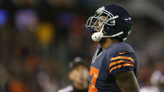Alshon Jeffery Makes Bold Guarantee Following Bears Loss