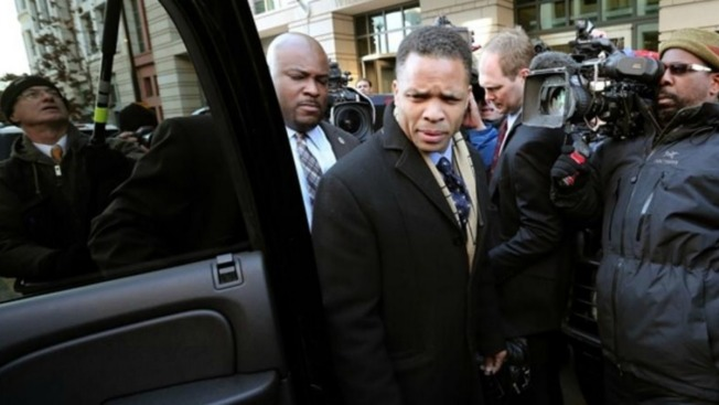 Report: Jesse Jackson Jr. to Leave Halfway House for Home Confinement
