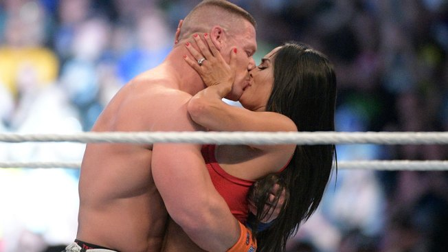 John Cena only told 1 person about proposal