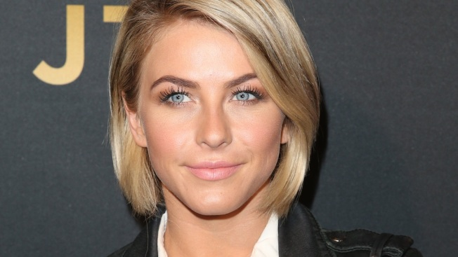 Julianne Hough Goes Blackface for Halloween Costume