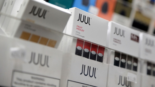 Former Juul Executive Sues Over Retaliation, Claims Company Knowingly Sold Tainted Nicotine Pods
