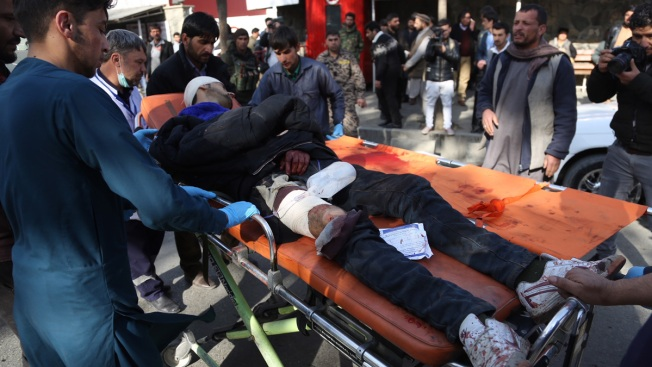 Officials Say 103 Killed, 235 Wounded in Afghan Car Bombing