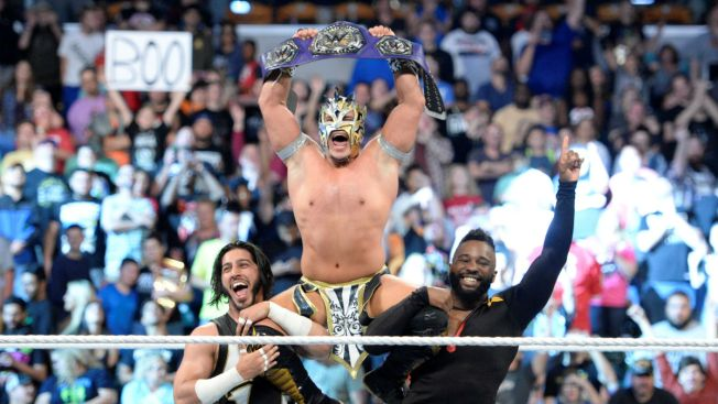 'Fight For It': WWE Cruiserweight Champ Recalls Humble Beginnings as Driven CPS Student