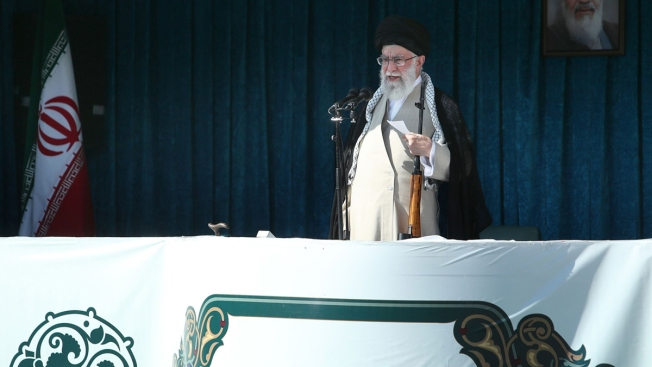 Iran's Supreme Leader: No Talks With the US at Any Level