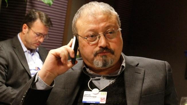 Saudi Arabia Says 5 Face Death Penalty in Khashoggi Killing