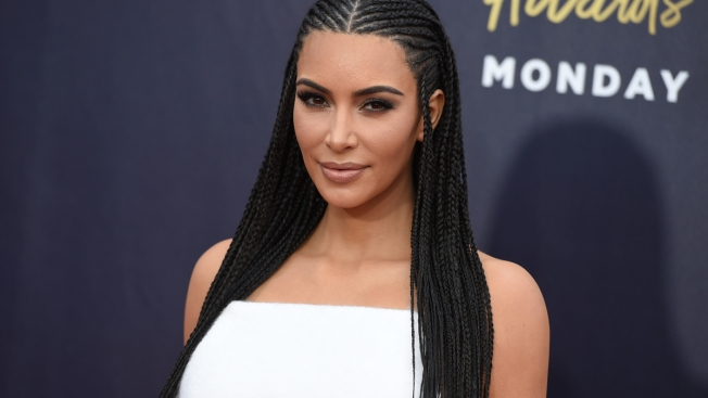 Kim Kardashian Apologizes For Using Slur During Halloween Party
