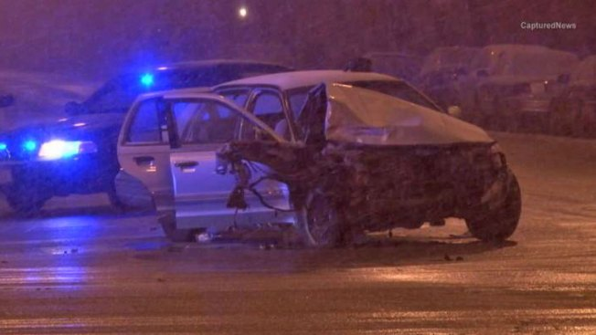 Shooting Leads to Police Chase, Crash in Logan Square